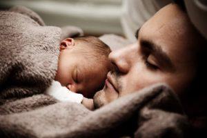 No Crying,Sleeping baby