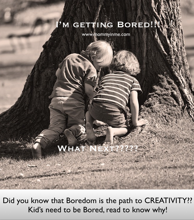 I'm bored, is that your child says too often? Boredom the best thing you as a parent should feel. Boredom os something which develops creativity and imagination #boredom #childcreativity #creative #childdevelopment #passion #downtime #unstructuredplay